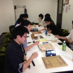 将棋交流会 将Give vol.4 の開催報告(2015/7/26)